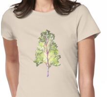 Kale! Womens Fitted T-Shirt