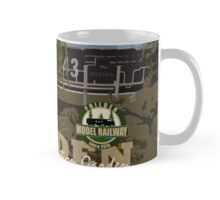 Philden - The Railway Station Garden Mug