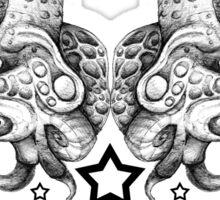 MonStar - Poseidon's Mask Sticker