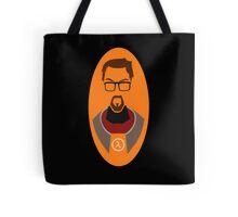 Half Life Gordon Freeman Vector Tote Bag