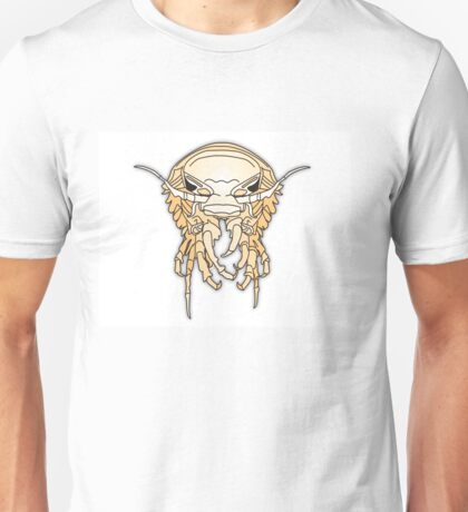 scarey deep sea crustacean Unisex T-Shirt