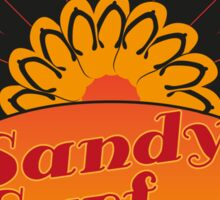 Sandy's Surf Shack Sticker