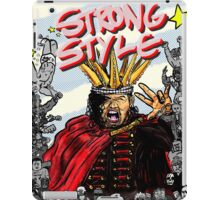 STRONG STYLE iPad Case/Skin