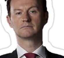 Queen Mycroft Sticker