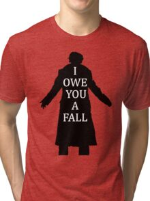I Owe You A Fall Tri-blend T-Shirt