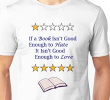 One-Star Reviews Unisex T-Shirt