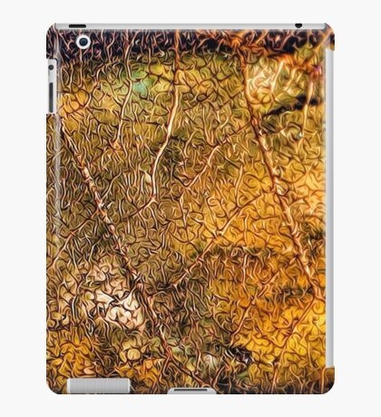 Roots and Veins iPad Case/Skin
