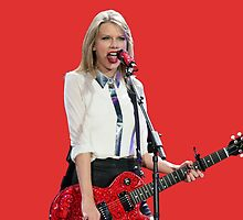 Red Tour Taylor Swift by queenswift