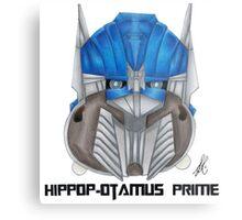 Hippop-otamus Prime Metal Print