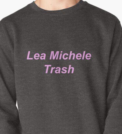 Lea Michele Trash Pullover