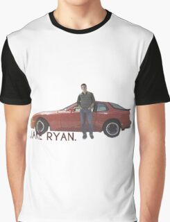 Jake Ryan- 16 Candles Graphic T-Shirt