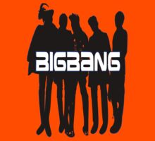 ♥♫Love BigBang Cool K-Pop Clothes & Phone/iPad/Laptop/MackBook Cases/Skins & Bags & Home Decor & Stationary♪♥ Kids Tee