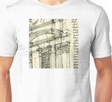 Complesso di San Firenze (white surround) Unisex T-Shirt