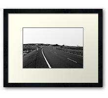 Film #1 Framed Print