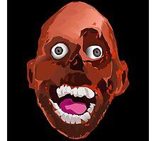Tarman Zombie - The Return of the Living Dead Photographic Print