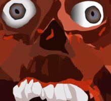 Tarman Zombie - The Return of the Living Dead Sticker