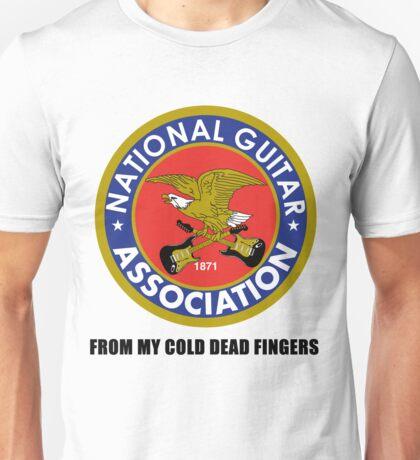 National Guitar Association NGA Unisex T-Shirt