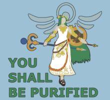 PALUTENA   Super Smash Taunts   You shall be purified by Rotom479