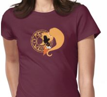 Auriana Cameo Womens Fitted T-Shirt