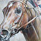 Ivory Pegasus by Tahnja