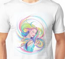 Unleashing the Spectrum Unisex T-Shirt