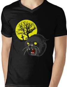 Pet Sematary - Church - Stephen King Mens V-Neck T-Shirt
