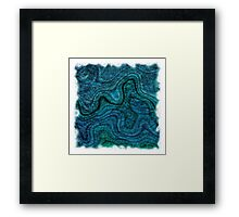 The Atlas of Dreams - Color Plate 12 Framed Print