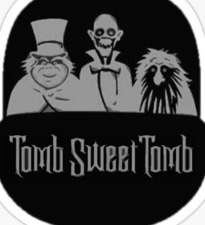 Tomb Sweet Tomb Sticker