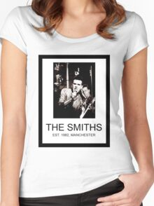 Da Smiths  Women's Fitted Scoop T-Shirt