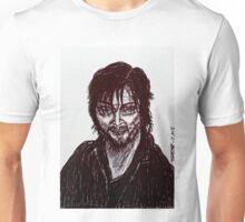 Daryl Dixon Walking Dead Art Unisex T-Shirt