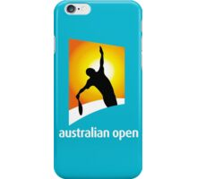 australian tennis iPhone Case/Skin
