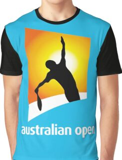 australian tennis Graphic T-Shirt
