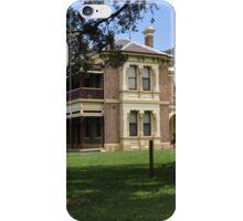 MAITLAND MANSION iPhone Case/Skin