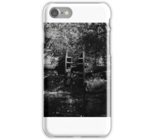 Another Cog Tossed Out of the Wheel iPhone Case/Skin