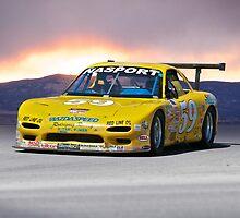 SCCA Mazda GT3 by DaveKoontz