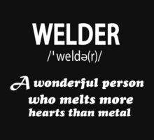 WELDER by FansofLOL