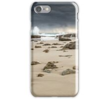 North Point Moreton Island Qld Australia iPhone Case/Skin