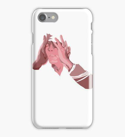 BW Print iPhone Case/Skin