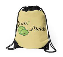Yeah! Pickles Drawstring Bag