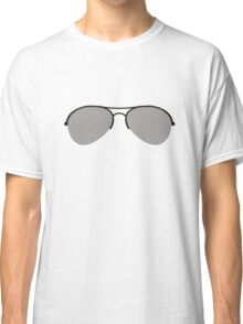 The Aviator Goggles Classic T-Shirt