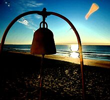 Beach Bell, North Beach, Wollongong, NSW 2007 by muz2142