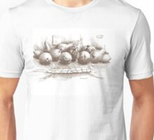 Fruits and Notes Unisex T-Shirt