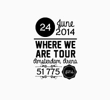 24th June - Amsterdam Arena WWAT Unisex T-Shirt