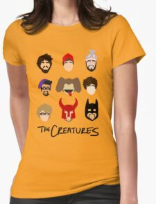 The Creatures 2013 Womens Fitted T-Shirt