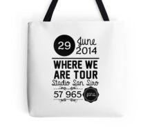 29th June - Stadio San Siro WWAT Tote Bag