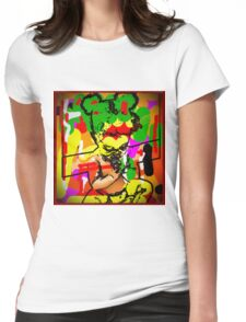 Instilled Within Womens Fitted T-Shirt