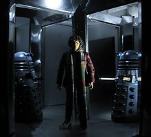 Genesis of the Daleks by TheWhiteBear