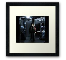Genesis of the Daleks Framed Print