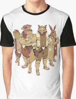 Star Fox Zero Team  Graphic T-Shirt
