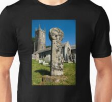 The church of St Nonna Bodmin Moor Unisex T-Shirt